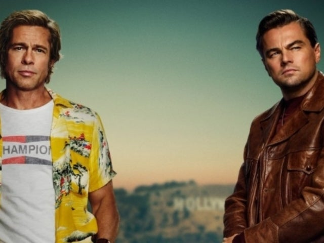 Brad Pitt and Leonardo DiCaprio Are Old Hollywood Cool in 'Once Upon a Time in Hollywood' Poster