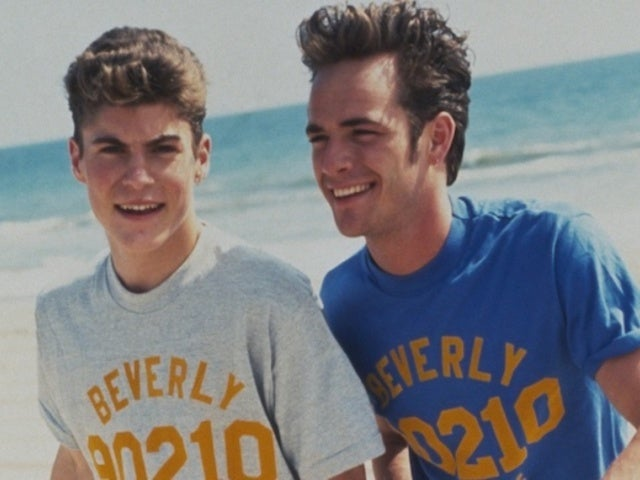 Luke Perry's '90210' Co-Star Brian Austin Green Texted Him Message After His Death