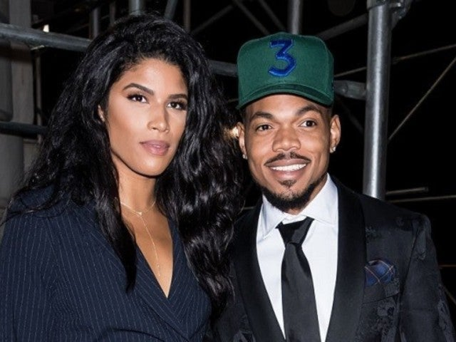 Chance the Rapper Marries Longtime Girlfriend Kirsten Corley