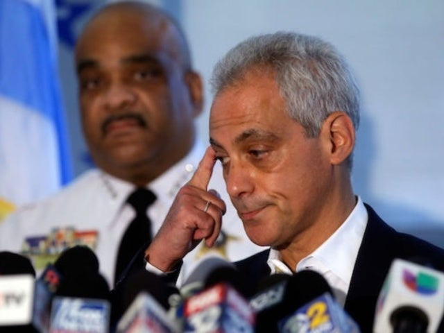 Jussie Smollett Cleared: Chicago Mayor Bashes Ruling as 'Politically Motivated'