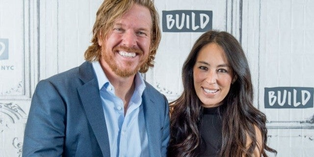 chip and joanna gaines 2017 getty images