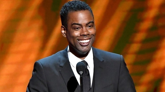 chris rock naacp awards getty images
