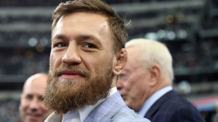conor mcgregor getty images