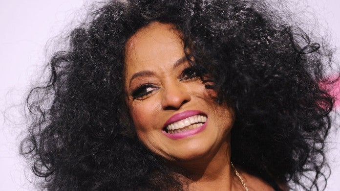 diana ross Jason LaVeris