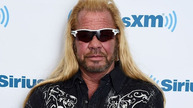 dog the bounty hunter 2015 getty images