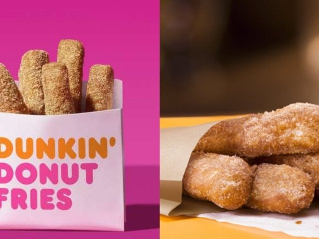 Dunkin' Donuts Faces off Against McDonald's in Twitter Feud About Donut Fries