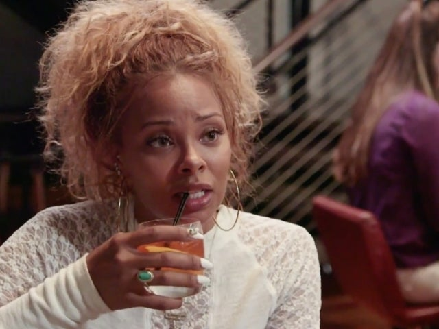 'RHOA': Eva Marcille Storms off After Rumored Financial Issues Revealed