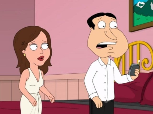 'Family Guy': Mandy Moore Plays Quagmire's Secret Daughter