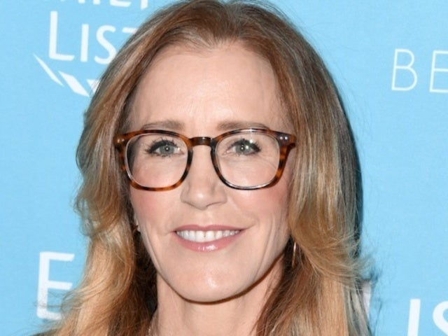 Felicity Huffman Spotted Buying Flowers as Daughter Graduates