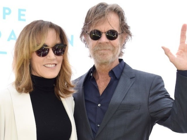 Photos of Felicity Huffman and William H. Macy at Daughter Sophia's High School Graduation Come Out