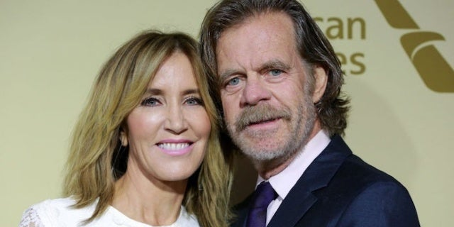 felicity-huffman-william-h-macy_getty-Rich Fury : Stringer
