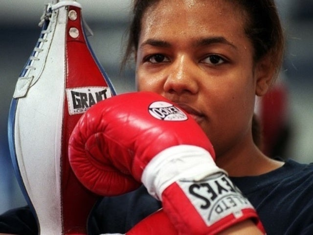 Watch Freeda Foreman, Daughter of Legendary Boxer George Foreman, Inside the Ring
