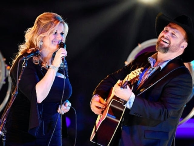 Trisha Yearwood Refutes Midland's Mark Wystrach's Claim That Garth Brooks Is His Wedding Singer