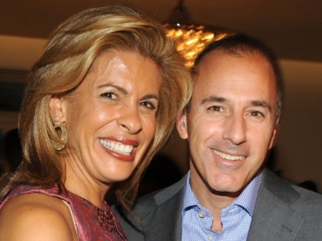 'Today Show' Anchor Hoda Kotb Addresses Relationship With Matt Lauer After Sexual Harassment Claims