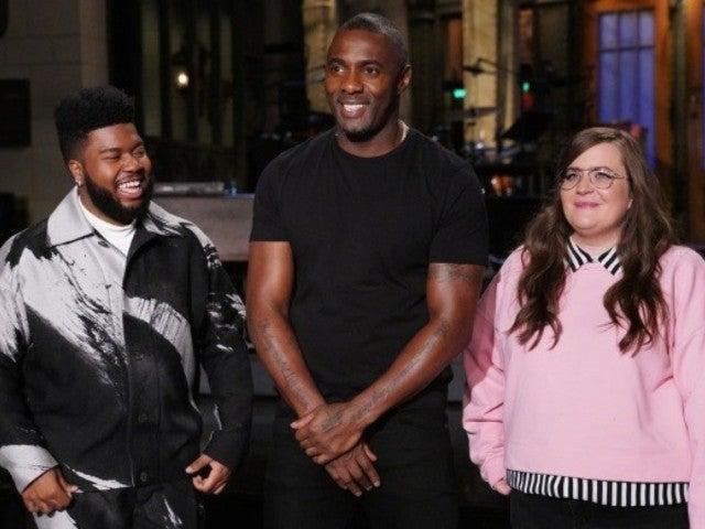 'SNL': Idris Elba Teases 'Dank' Show With Khalid, Aidy Bryant
