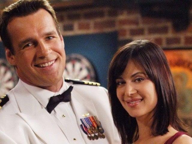 'JAG' Star Catherine Bell Shares Photo With David James Elliott Ahead of 'NCIS: LA' Reunion