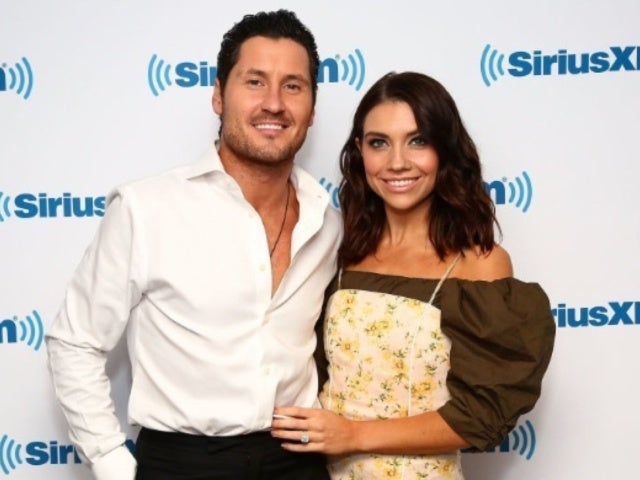 'DWTS' Pro Jenna Johnson Says Wedding to Val Chmerkovskiy Is 'Getting Closer' After Tour