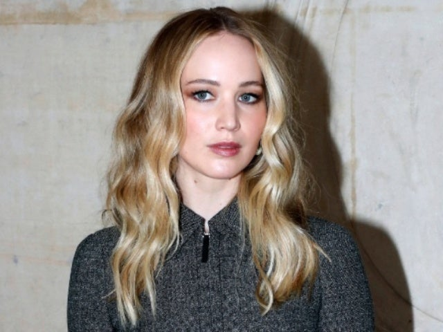 Jennifer Lawrence Debuts Engagement Ring During Paris Fashion Week