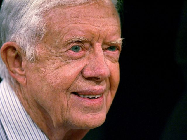 President Jimmy Carter Hospitalized After Falling and Breaking His Hip