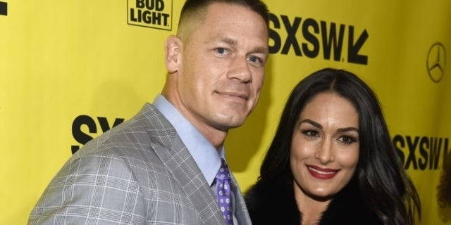 john cena nikki bella 2018 getty images