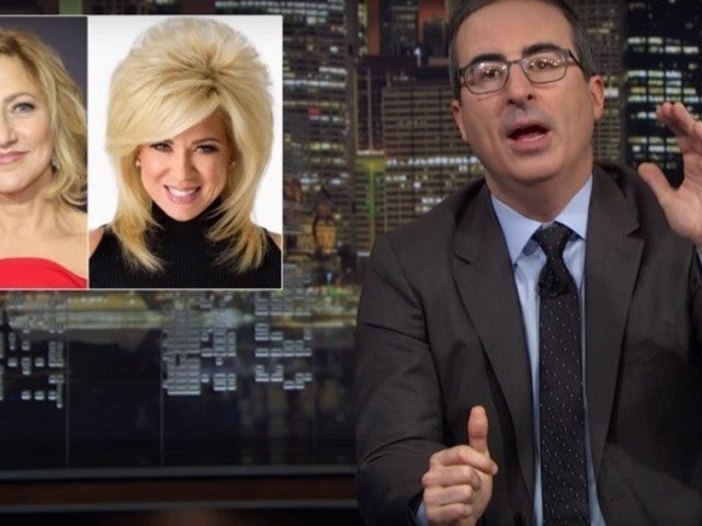 'Long Island Medium' Theresa Caputo Ripped by John Oliver During 'Last Week Tonight'