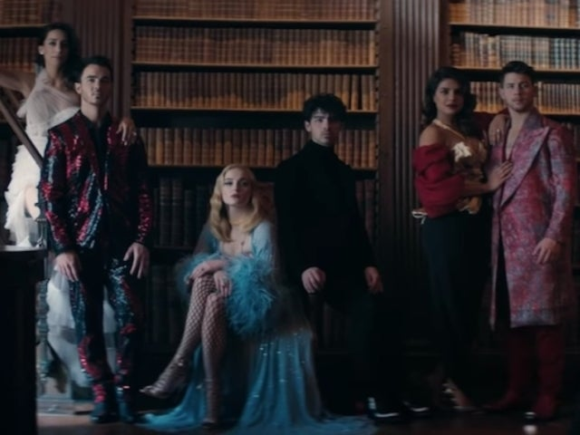 Jonas Brothers 'Sucker' Music Video Features Priyanka Chopra and Sophie Turner