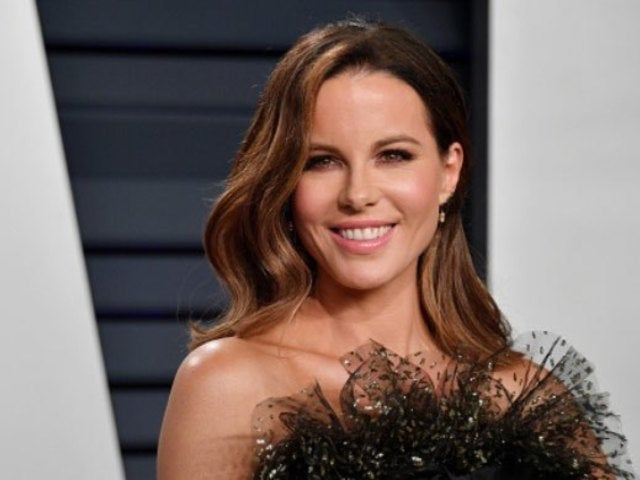 Kate Beckinsale Brings 'SNL' Star Pete Davidson to Family Dinner