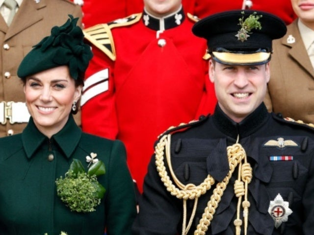 Kate Middleton and Prince William Sip Guinness to Celebrate St. Patrick's Day