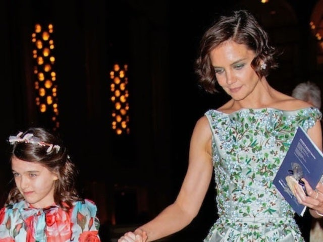 Suri Cruise and Friends Carried Super Expensive Handbags During 13th Birthday Outing