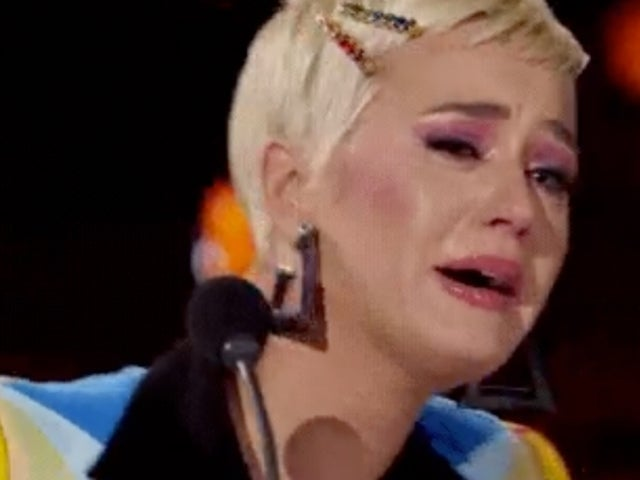 'American Idol': Katy Perry Brought to Tears at Surprise Proposal