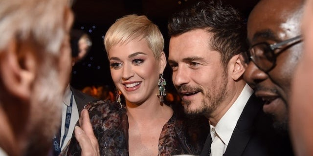 'American Idol' Judge Katy Perry Teases Having 'Fever' Over Orlando Bloom's New Photos
