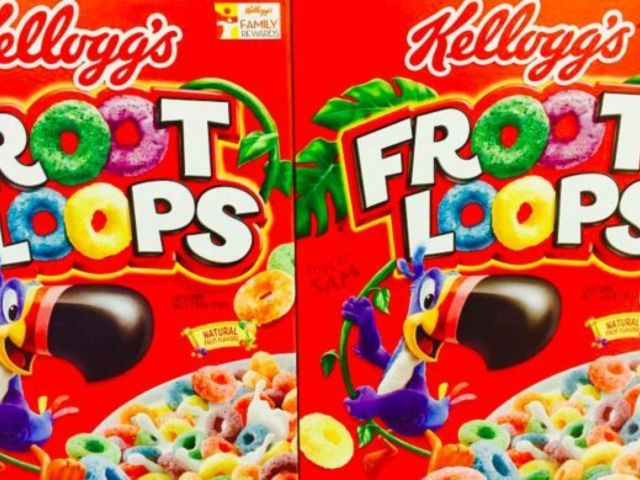 Kellogg's Debuts Mermaid Fruit Loops in Australia