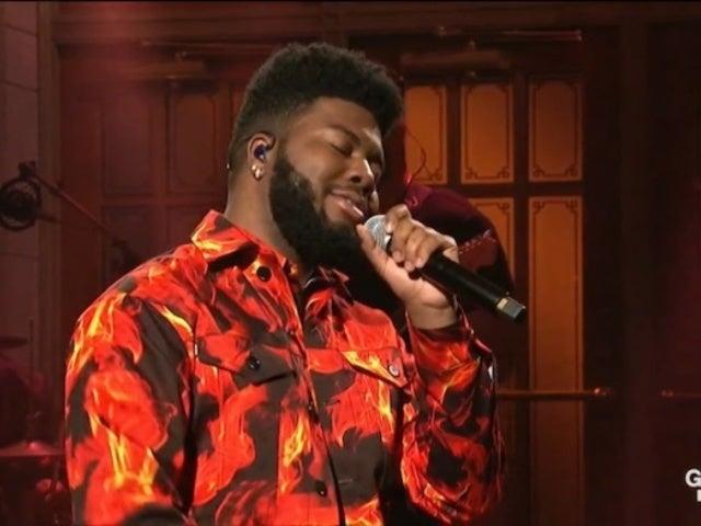 'SNL': Khalid Debut Performances Receive Massive Social Media Response