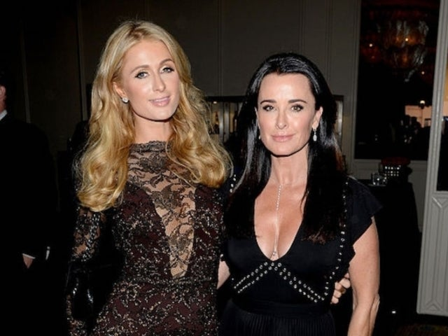 Kyle Richards Denies Report Niece Paris Hilton Is Joining 'RHOBH'