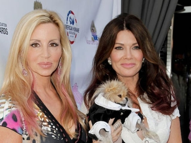 'RHOBH': Camille Grammer Sides With Lisa Vanderpump During PuppyGate, Questions Dorit Kemsley's Motives