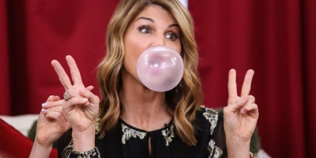 lori loughlin gum getty images