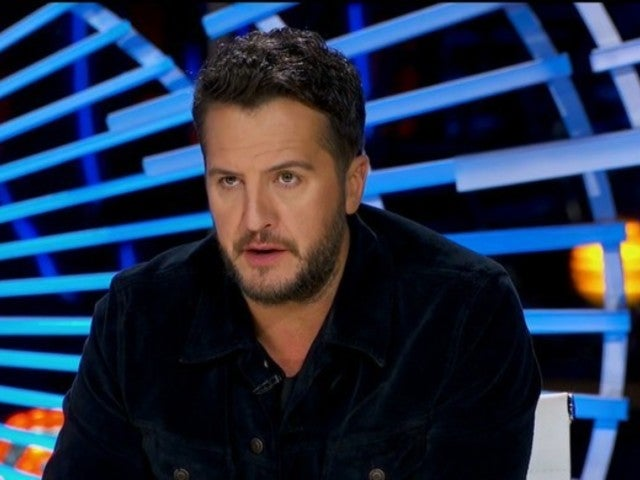 Luke Bryan Gives Fellow 'American Idol' Judge Katy Perry Key Marriage Advice About 'Going to Bed Angry'
