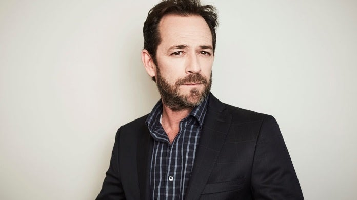 luke perry 2017 getty images
