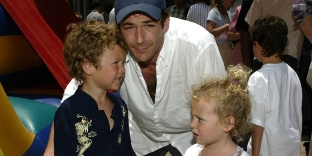 Jack Perry Sophie Perry: Luke Perry's Kids: What To Know About His 2 Children, Jack