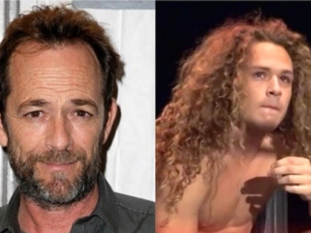 Luke Perry's Son Jack Drops out of Wrestling Show Following Father's Death
