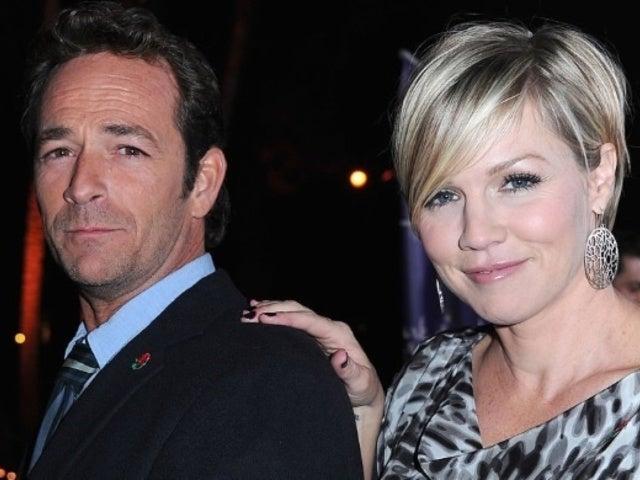 Luke Perry: Jennie Garth Reveals Unorthodox Tribute to 'Beverly Hills, 90210' Co-Star
