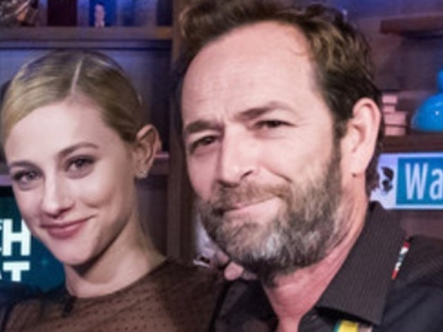 Luke Perry's 'Riverdale' Co-Star Lili Reinhart Reacts to His Death