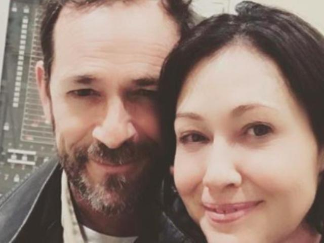 SDCC 2019: 'Riverdale' Casts Shannen Doherty for Season 4 Premiere to Honor Luke Perry