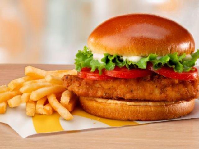 McDonald's New Chicken Sandwich Has Chick-fil-A Fans Scratching Their Heads