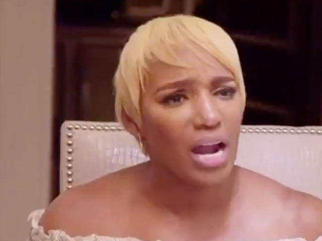 'RHOA' Star NeNe Leakes Gets Physical During 'Total Breakdown' Amid Husband's Cancer Battle
