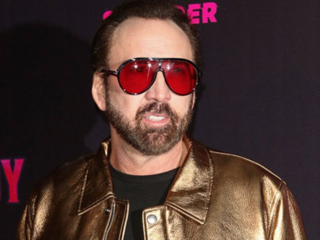 Nicolas Cage Files Annulment 4 Days After Surprise Wedding to Erika Koike