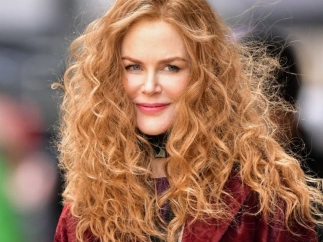 Nicole Kidman Brings Back Classic Red Curls for Upcoming HBO Series