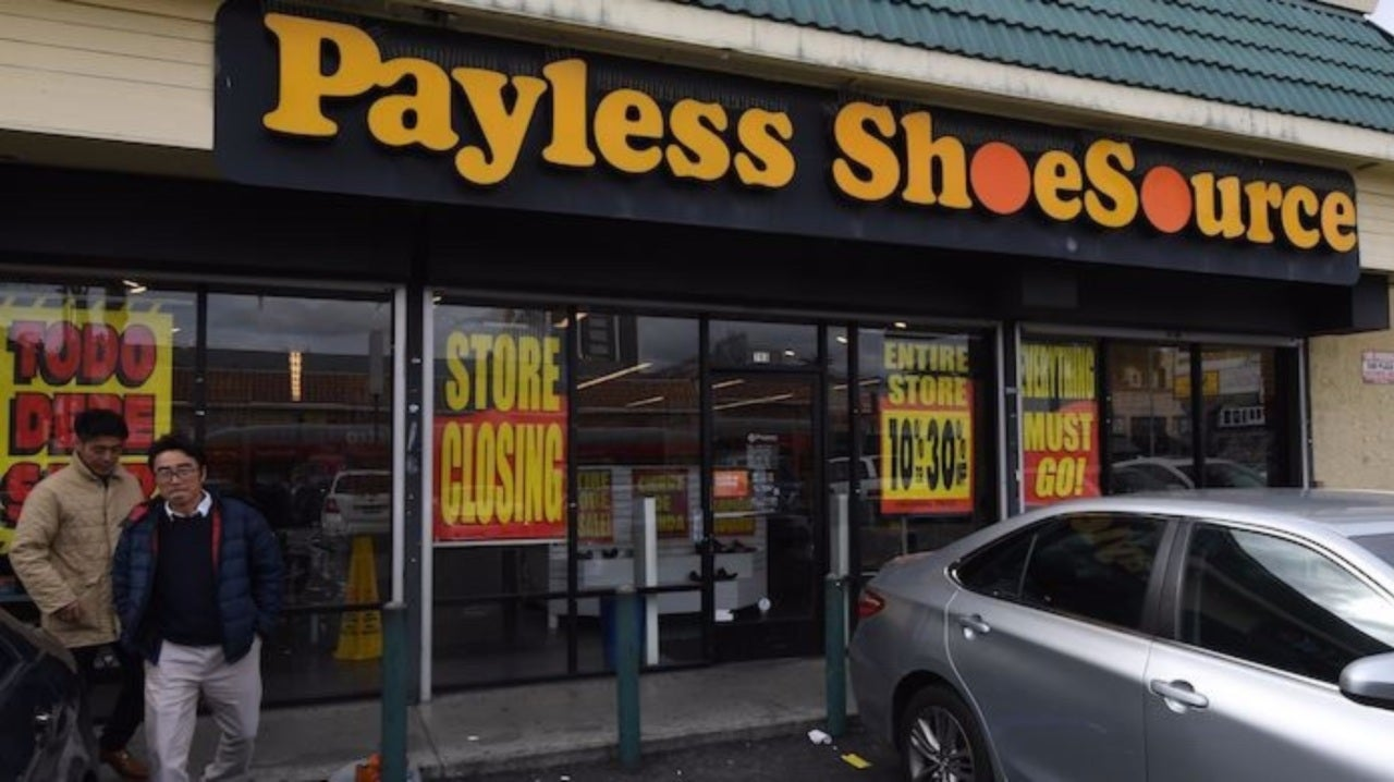 Payless Shoesource All The S