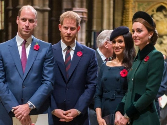 Prince Harry, Meghan Markle Confirmed to Split From Royal Charity Shared With Prince William, Kate Middleton
