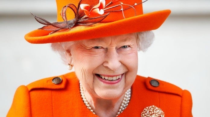 queen elizabeth march 2019 getty images